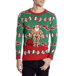 Blizzards Bay Sweaters Mens Big And Tall Fitness Ugly Christmas